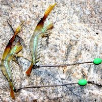 big rigs games - 5pcs cm soft shrimp prawn lure rigs fishing soft bait