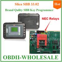 auto key board - SBB Key Programmer Brand Quality Silca SBB V33 Auto Programmer DHL Free SBB Key Programmer Excellent PCB Board with NEC