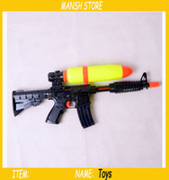 air weapons - Children Sand Water Gun Play Toy By High Air Pressure Kids Water AK47 Shaped Fastest