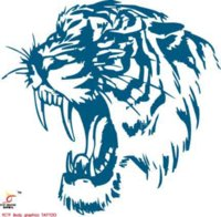 Wholesale Temporary tattoos large tiger head arm fake transfer tattoo stickers hot sexy men spray waterproof designs