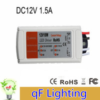 Wholesale High Quality DC V W Power Supply LED Driver Adapter Transformer Switch For LED Strip LED Lights