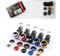 microscope for eye - 3 in iphone s lens set fisheye lens samsung microscope fish eye lens telescope wide angle lens for all samsung iphone ipad lg with clip