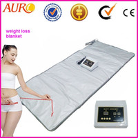 Cheap Au-805 Best 2 zone infrared slim body wrap suit for body slimming