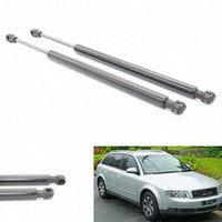 audi hatch - 2pcs Auto Rear Tailgate Boot Hatch Gas Struts Springs for Audi A4 Avant B6 Estate Station Wagon