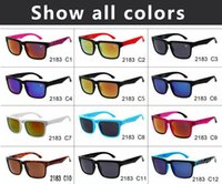 Wholesale Hot sale High quality Glass man Bicycle Glass women Driving glasses sport sun glass colour glasses
