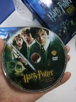 Wholesale High quality Harry potter dvd FILM dics The Complete Collection Factory Price DVD Boxset DHL fast shipping from iangel