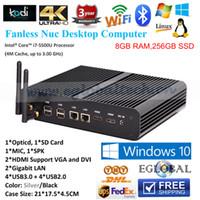 best multimedia computer - Cheap Best th Gen CPU Intel Core i7 u G Fanless Mini PC Intel Nuc Desktop Computers Windows GB RAM GB SSD