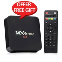 Wholesale mxq pro rk3229 quad core android Kodi16 Full Loaded Lollipop OS TV Box Quad Core G G K