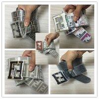 brand belt - Hot Brand designer Fending belt men fashion mens belts luxury high quality mc belts for men f genuine leather ff men bels