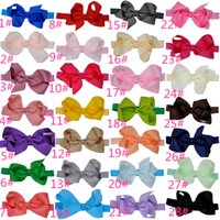 band photography - Infant Satin Bow Headband Baby Christmas Elastic Hair Accessory Newborn Photography Props Hair Band QueenBaby