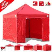 Wholesale AbcCanopy x8 AbcCanopy Pop up Canopy Commercial Shelter Backyard Gazebo