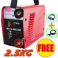 Wholesale Welding tool mm electrode Special welder V V MINI A Inverter DC IGBT Welding machine welding equipment