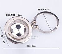 Wholesale Hot Sale Mini Football Fans Gift Keychain
