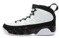 2016 nuevos zapatos de baloncesto de los hombres retro 9 alta-baja de deportes de corte colores originales zapatos zapatillas de deporte de los entrenadores de atletismo de calidad antideslizante de tamaño de salto 41-46