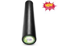 Wholesale Super High Density x6 quot Black Foam Roller EPP New Material