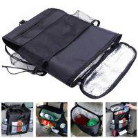 Wholesale Auto Car Storage bag keep warm car seat Multi Pocket Travel Storage Bag Hanger Back Car Seat Organizer Holder Backseat Sundries