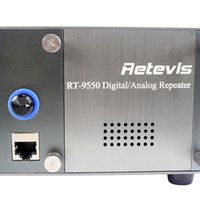 analog digital communications - Retevis RT IP Network DMR Repeater W UHF Digital Analog Mode TDMA Time Slots Support IP Connect Cross City Communication A9116A