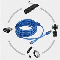 Wholesale 1 unit for short USB A male to female extension cable A USB extension cable m high speed USB Extension Cable