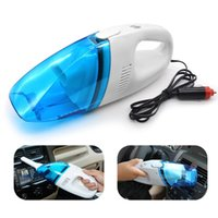Wholesale Portable V Mini Car Wet Dry Handheld Vacuum Cleaner