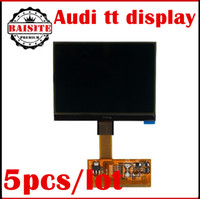 audi tt sales - 2016 hot sales for audi tt lcd display screen A3 A4 A6 Jaeger for TT Jaeger dashboards lcd cluster display car