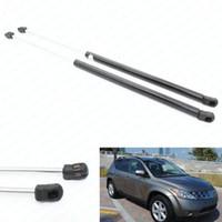 Wholesale 2pcs set car Rear Liftgate Auto Gas Spring Struts Prop Lift Support Fits Nissan Murano