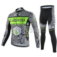 banks suits - 2016 New Winter Cycling Clothing Team Tinkoff Saxo Bank Gray Green Colors Winter Thermal Fleece Warm Cycling Jersey and Cycling Pants Suit