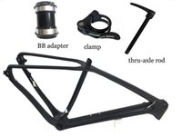 mtb bike frame - Updated T800 carbon mtb frame er with fork to match full carbon mountain bike frame inch seatpost