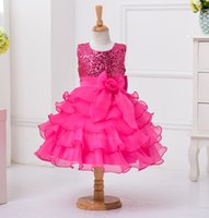 babydoll pageant dress - Babydoll Dress Pageant Party Dresses girl performance shows dress baby girl lace arabic wedding dress colors choosen