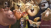 Wholesale 2016 Newest Release Zootopia DVD movies TV series Cartoon item Factory Price fast shipping top quality