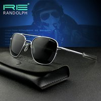 air force frames - RANDOLPH Randolph the United States Air Force Pilot Sunglasses anti breaking glass Sunglasses