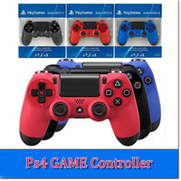 Wholesale china high quality dualshock4 playstation4 wireless controller with retail package dhl