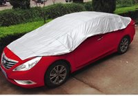Wholesale car cover car sunshade automatic cover