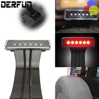 Wholesale Auto W Clear LED Rear Tail rd Brake Light Third Brake Lamp Fit For Jeep Wrangler JK Sport Altitude Unlimited