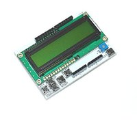 Wholesale 16X2 LCD Keypad Shield for Arduino V2