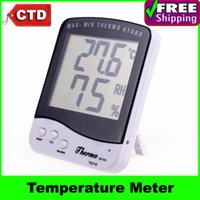 Wholesale Indoor wireless temperature sensor electronic thermometer thermometer