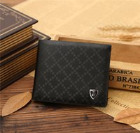 Wholesale High Quality Men Wallet Genuine Leather Fashion Design Large Capacity Men Purses Cowhide Wallets Card Holder Coin Pocket For Man