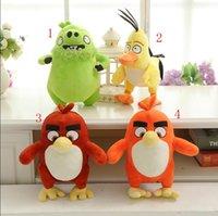 big bird baby - 4 style quot Birds plush toys inch Love Birds Stuffed Animal Baby Dolls super soft Toys baby best gift EMS