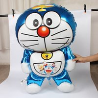 Wholesale Hot sale big size Reused Doraemon bear sunflower Balloon Birthday Party Decoration Balloon for kid toy