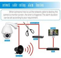 autotracking camera - Security Camera Autotracking PTZ IP Camera support X ZOOM IR m P2P ONVIF Waterproof