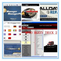 Wholesale 2017 alldata software Alldata and Mitchell Auto Repair Software Vividwork Mitchell Manager Plus all softwares in TB HDD