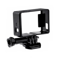 Wholesale Standard Border Frame Mount Protective Housing Tripod Cradle For Gopro HD Hero