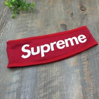 basketball sweatbands - brand USA newera logo FLEECE HEADBAND Fashion Sports gift for basketball supreme sweatband Summer basketball headband