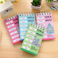 accounting world - The world famous universities Series coil mini notebook Diary agenda office school supplies