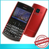 battery network - 10x Nokia X2 GSM Network QWERTY Keyboard Battery mAh Classic Long Lasting Standby Time Travel Cell Phones DHL