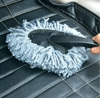 Wholesale Small car wax to clean small wax brush wash cleaning supplies Mini dusters car wax