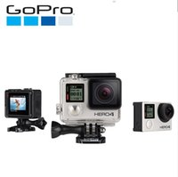 battery pack camera - Refurbished k sportcamera outdoor sports camera GoPro hero white silver without packing and without batteries