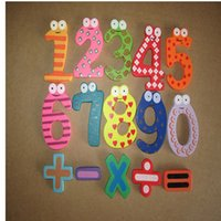 Wholesale Best seller Magnetic Wooden Numbers Math Set Digital Baby Educational Toy for your cute dear Mar2
