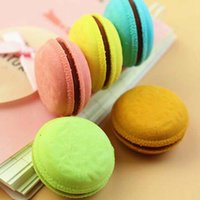 Wholesale High Quality Cute Cake Appearance Rubber Earser Pencil Erasers Stationery Material Escolar