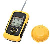 Wholesale English Menu Portable Wireless Fishfinder AAA Batteries Sensor kHz Sonar Echo Sounder Waterproof Fish Finder