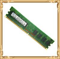Wholesale Samsung Desktop memory original GB PC2 DDR2 MHz PC RAM G pin
